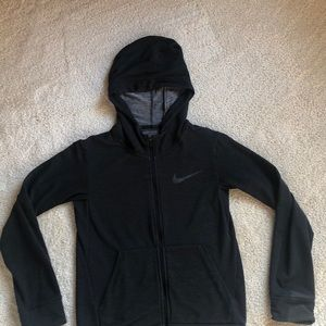 Nike Lightweight Full Zip Hooded Jacket
